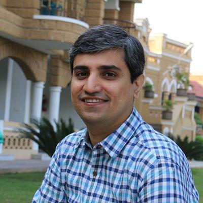Mr Arjun Tandon