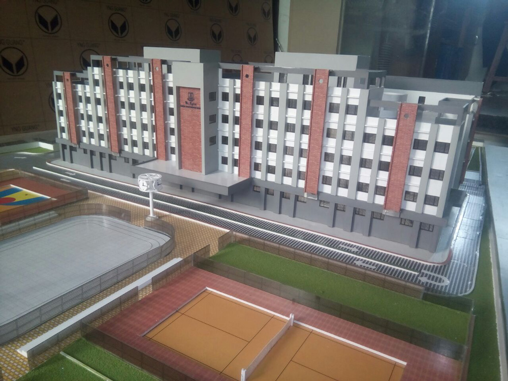 Proposed New School at Chapad