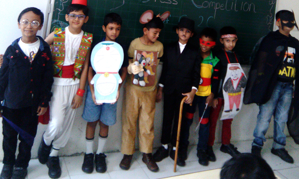 Fancy Dress Competition, 2017