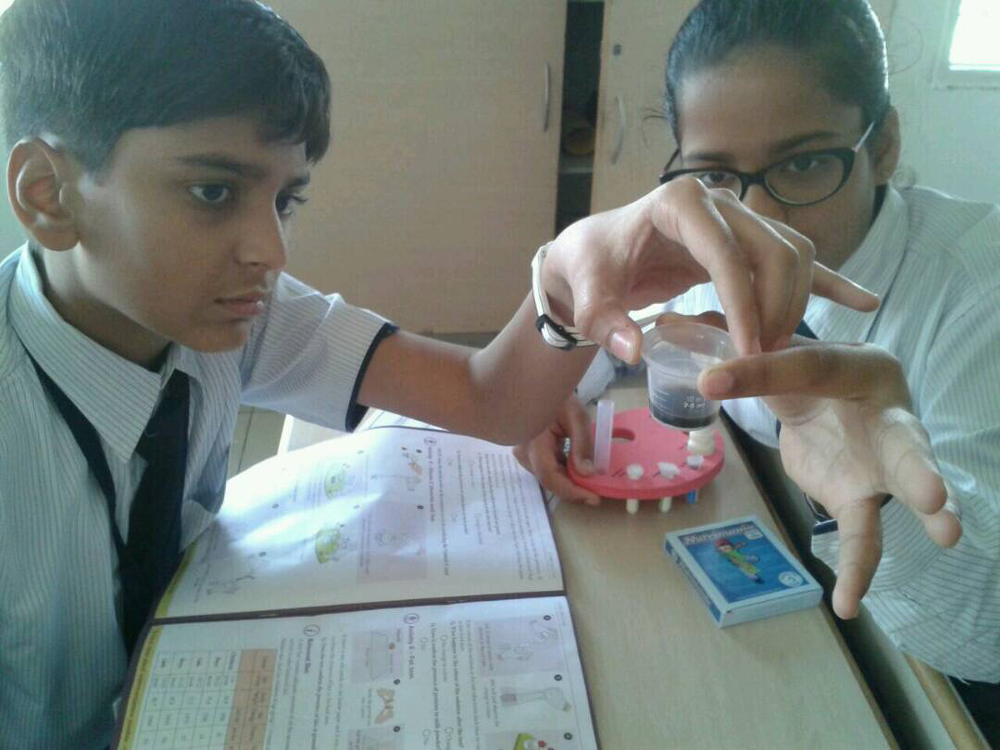Math and Science Labs