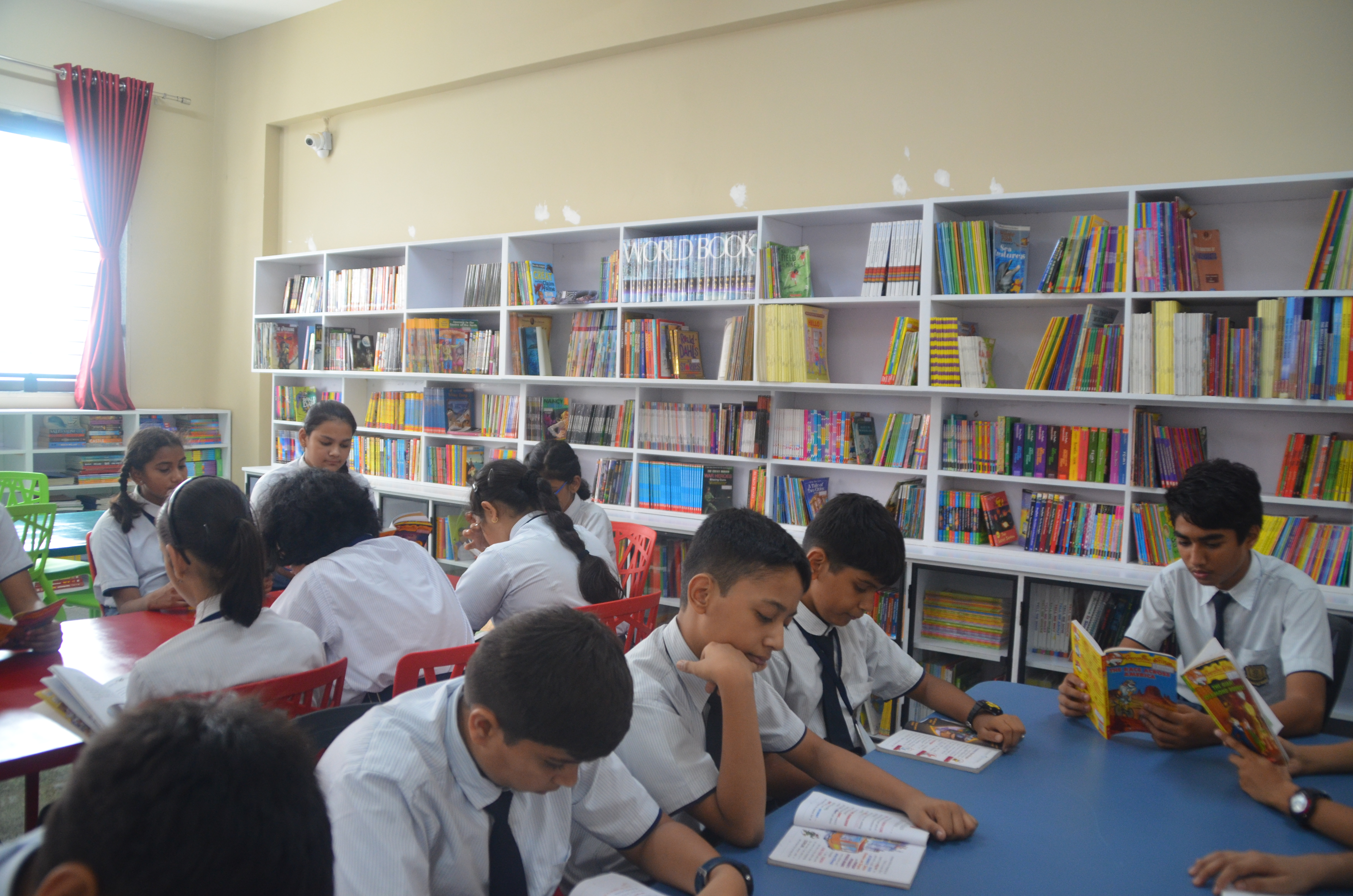 Library Final