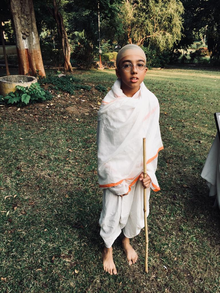 Gandhi Jayanti Celebration (6)