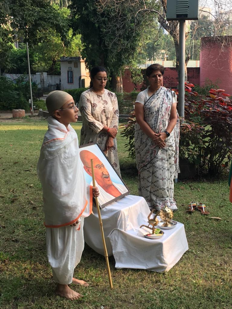 Gandhi Jayanti Celebration (8)