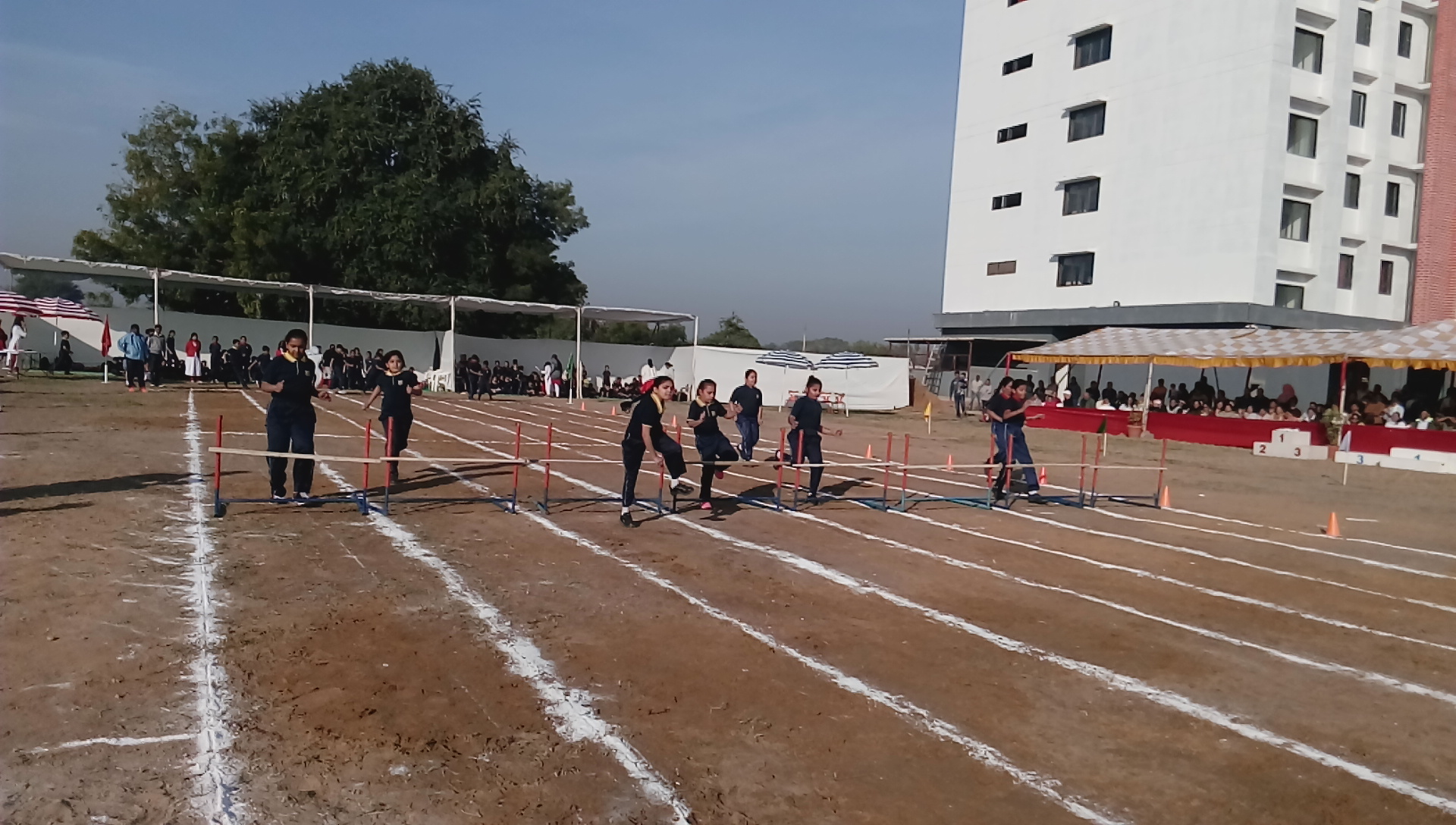 Track events (18)