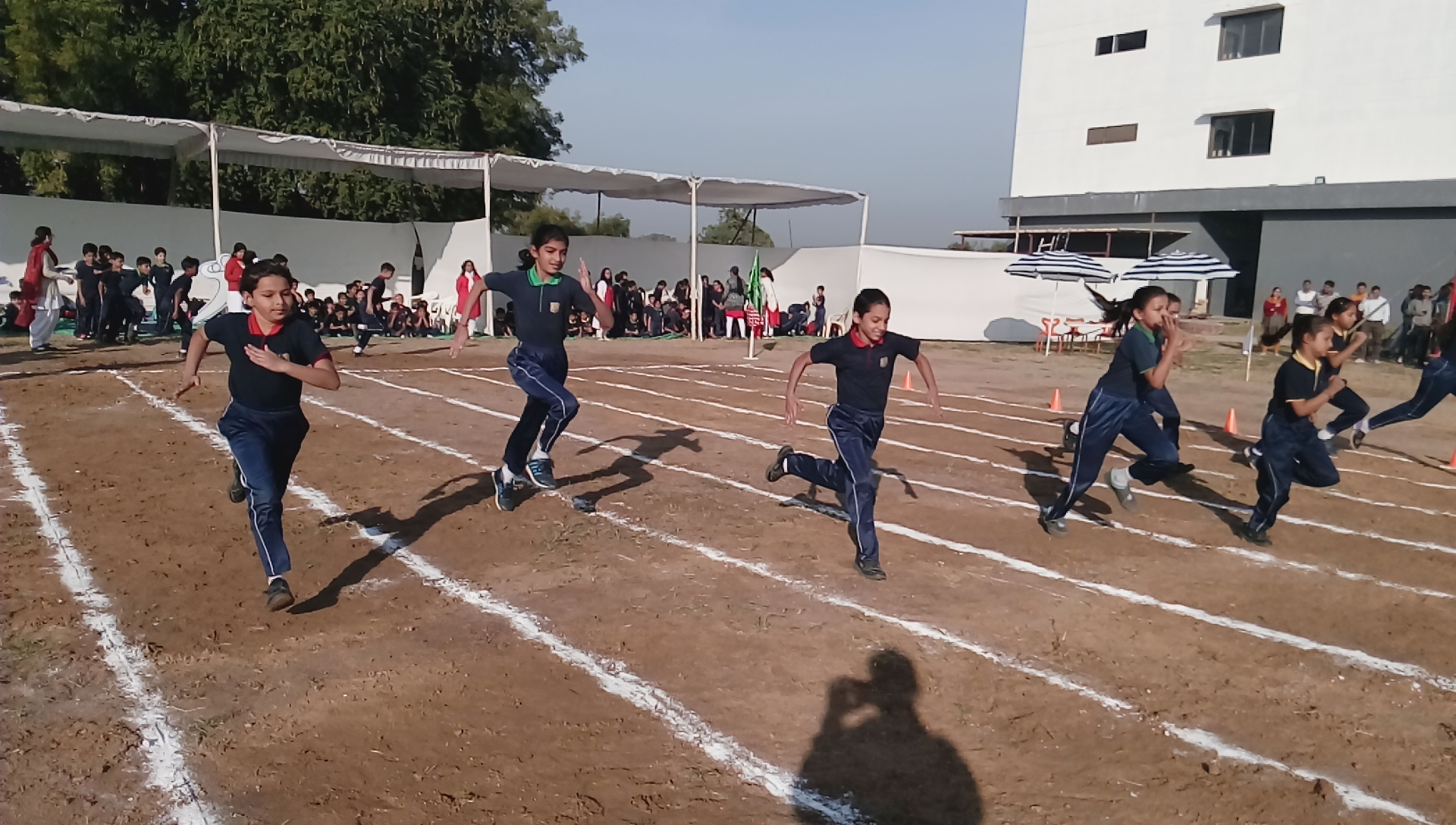 Track events (9)