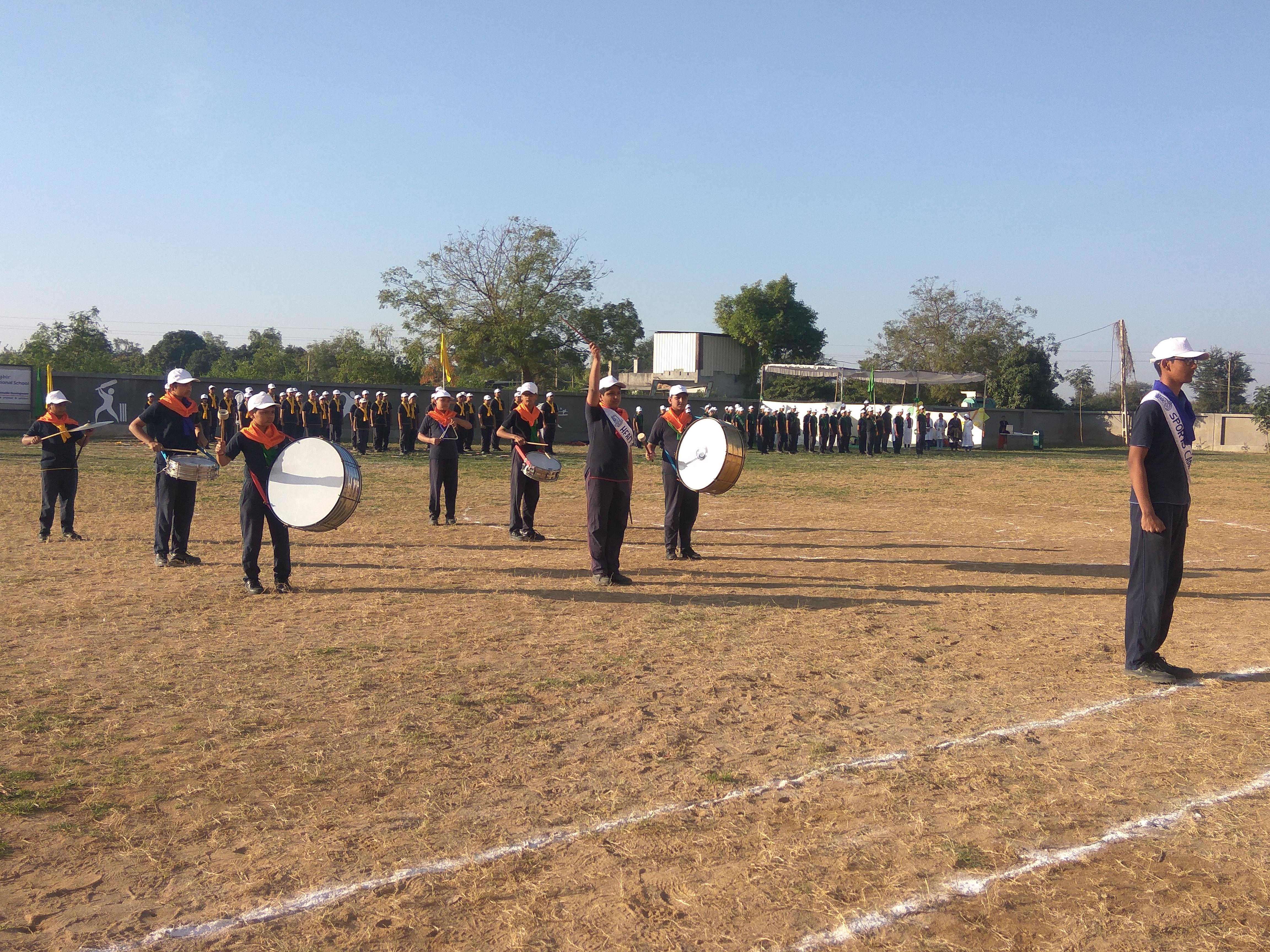 Drum Display