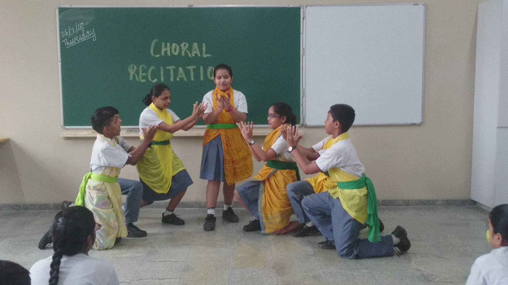 GR-6A Choral recitation (2)